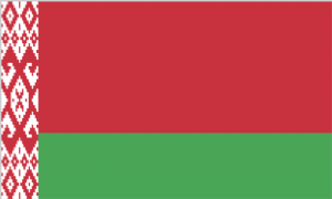 Belarus Large Country Flag - 3' x 2'.
